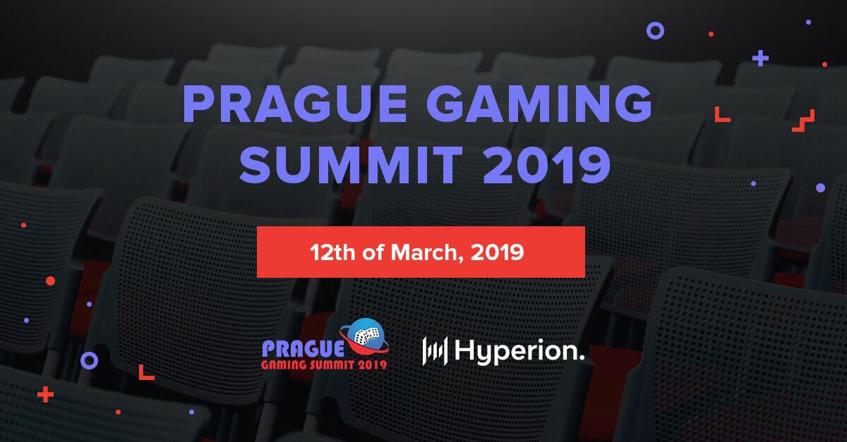 Prague Gaming Summit
